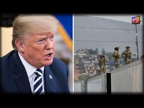 "President Trump Vows ""Full Funding"" For Border Wall, Then DROPS The BIGGEST Threat Congress HATES"