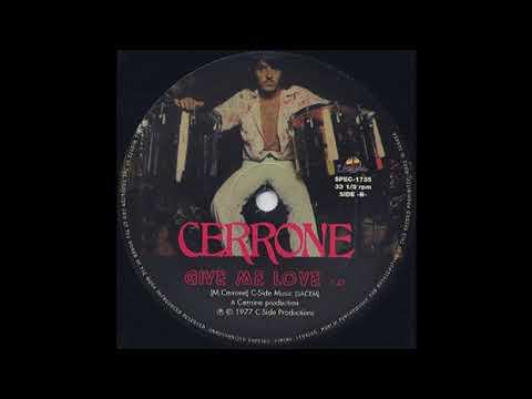 Marc Cerrone  Give me Love 12  1977