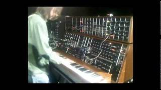 Stevie Wonder & Robert Margouleff Moog 3 Programming