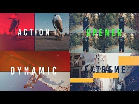 Premiere Pro Template: Sports Promo