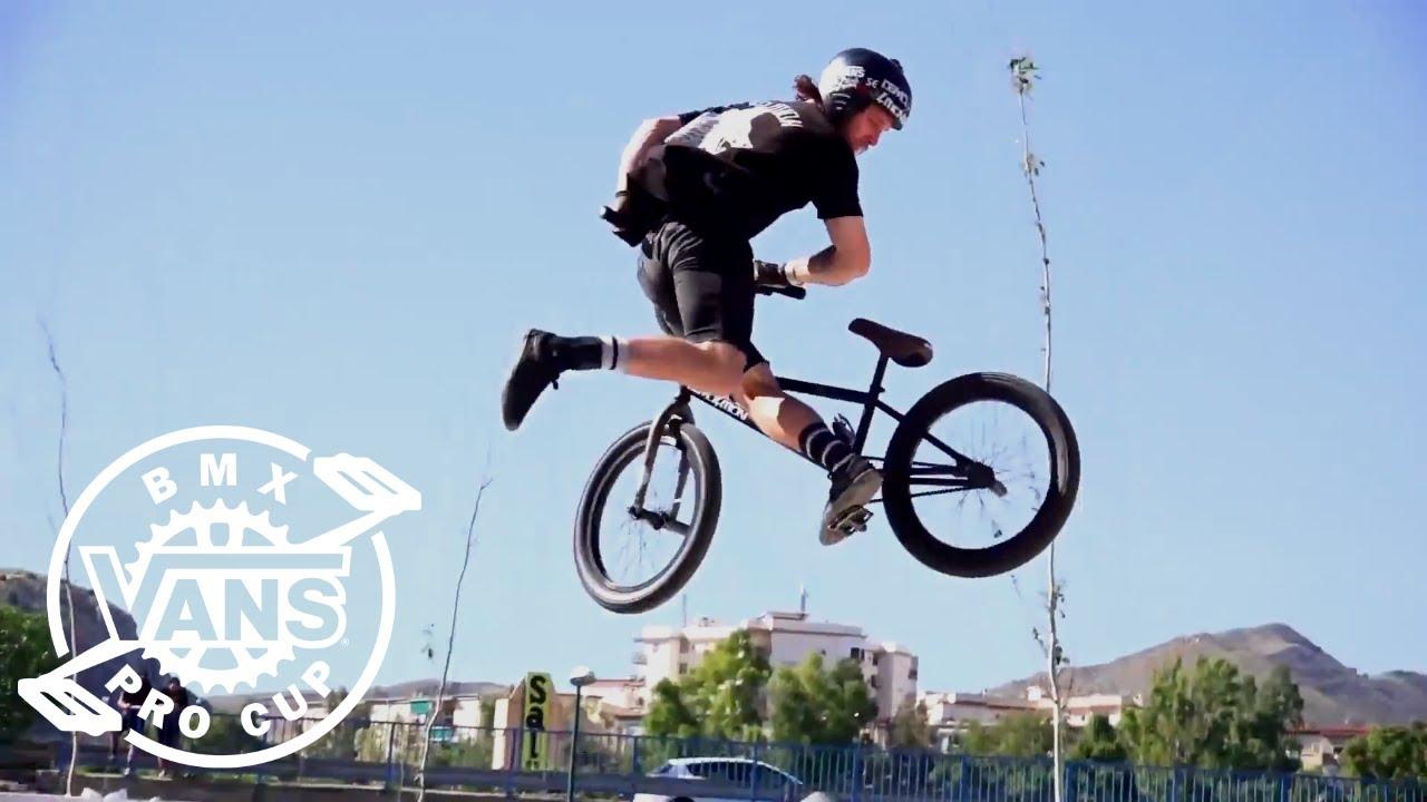 85c170ebc6b4b1 2018 Vans BMX Pro Cup Series  Spain Teaser