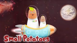 Small Potatoes - Things I Like to Do | Songs for Kids