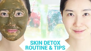 Skin Detox Routine & Tips for After Summer | Wishtrend
