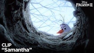 """""""Samantha"""" Clip   Frozen 2"""
