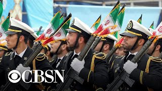 What war with Iran could look like