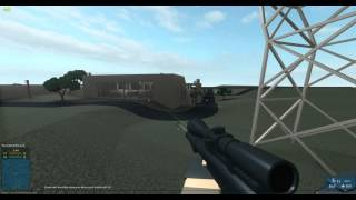 Roblox - Phantom Forces: M231 Port Firing Weapon + Random Moments