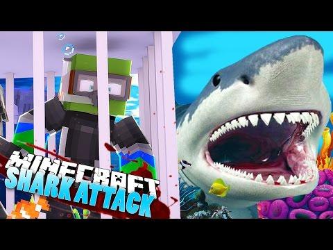 SHARK ATTACK!! - Custom Mod Adventure