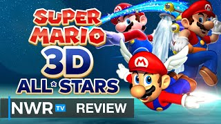 Super Mario 3D All-Stars (Switch) Review (Video Game Video Review)