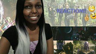 Honest Trailers Avengers Infinity War Reaction.