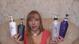 видео Корейские шампуни для волос