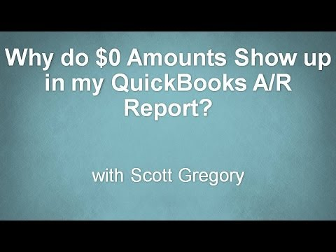 Troubleshooting QuickBooks - Scott Gregory, QuickBooks Expert