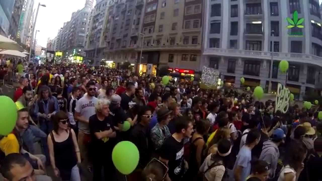 Cannabis Movement in Spain will not be gagged!