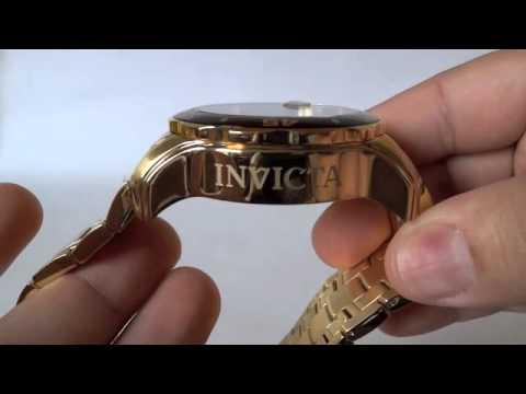 dcceaad7bb0 Invicta 0072 - YouTube