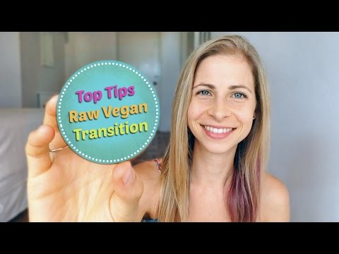 Top 7 Tips for Transitioning to a Raw Food Diet