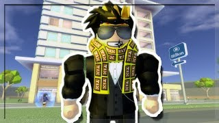 TAKING A VACATION TRIP TO THE HILTON HOTEL IN ROBLOX!