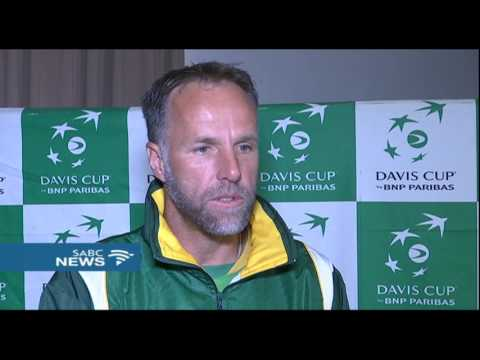 Wayne Ferreira joins coaching staff of SA Davis Cup team