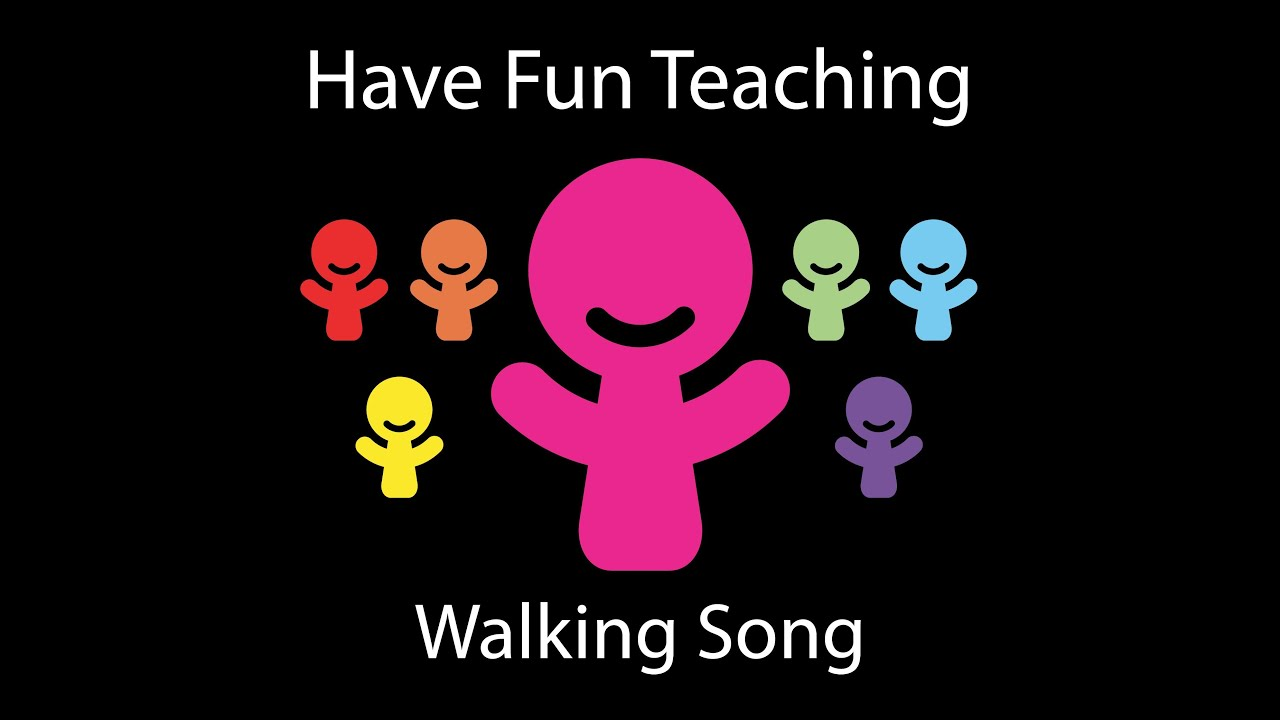 Walking Song - YouTube