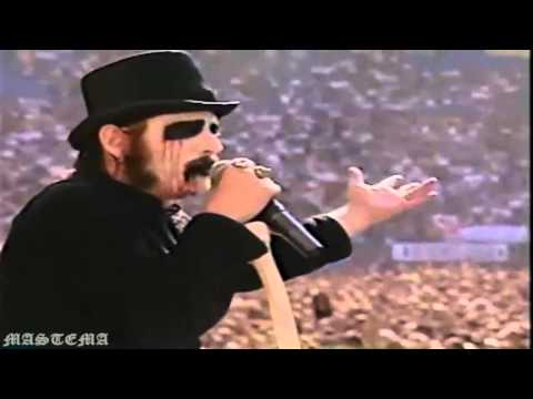 King Diamond - The Invisible Guest Live 1996