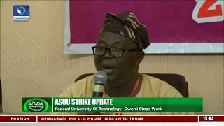 ASUU Strike: Federal University Of Technology Owerri Stops Work