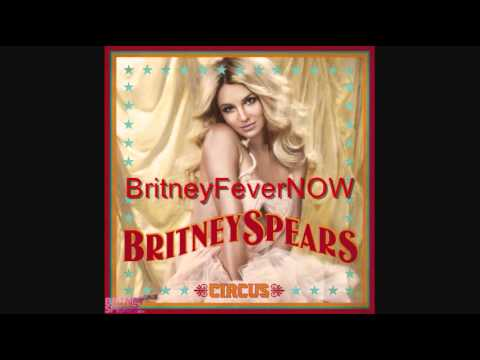 """Britney Spears """"Shattered Glass"""" - Track #5 - Circus Album"""