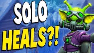 Video OB67 Pip Solo Heals?! | Paladins Gameplay download MP3, 3GP, MP4, WEBM, AVI, FLV Agustus 2018