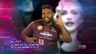 Player Probe - Can You Dance? | NRL Footy Show | Ep30 22-09-2016