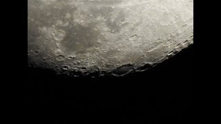The Moon's Surface Up Close With A Telescope LIVE! w/ Marc D'Antonio (February 16, 2019)