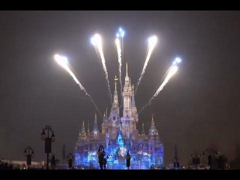 Ignite the Dream Night Spetacular 4K Full show Shanghai Disneyland