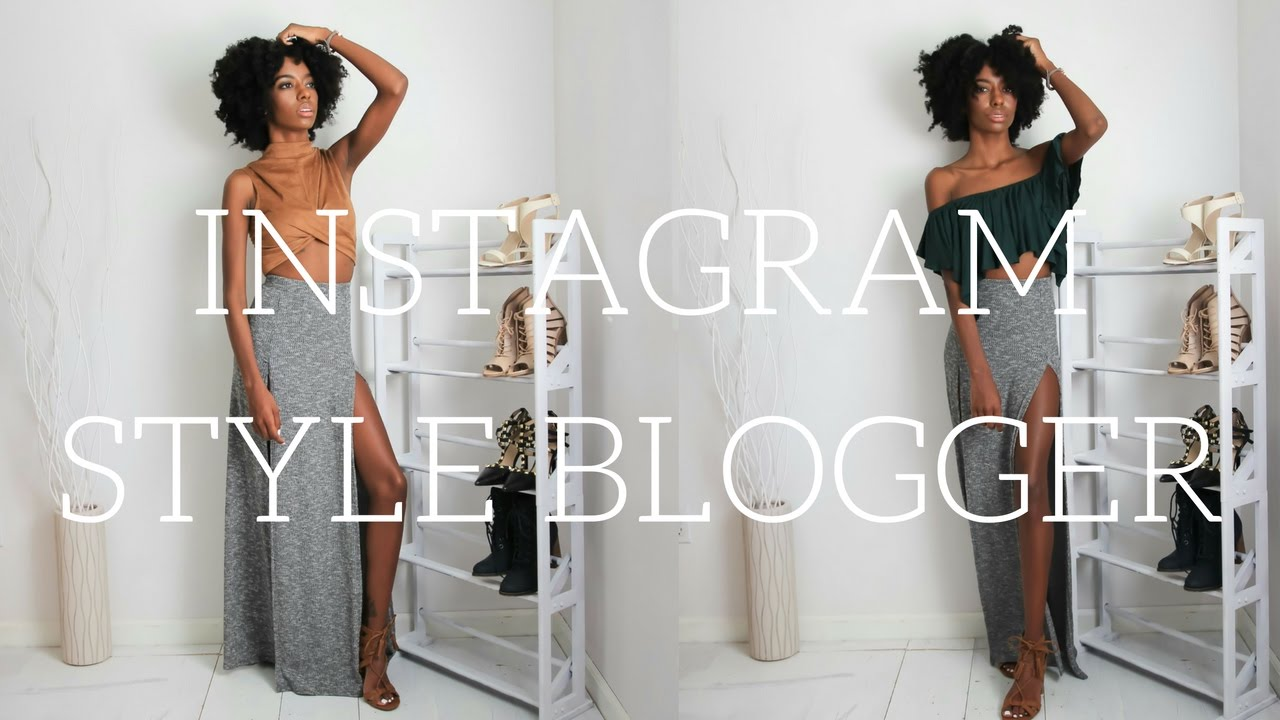 How To Become An Instagram Style Blogger How I Got 18k Instagram Followers Thisiswore Youtube