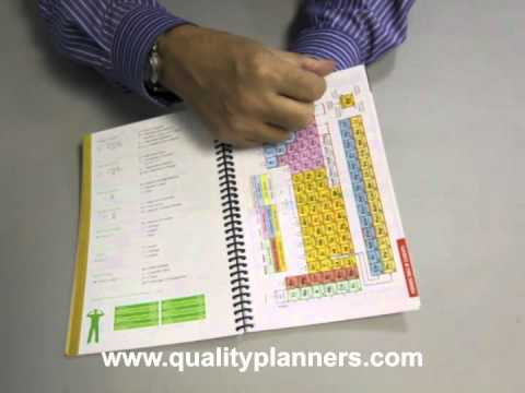 High School Student Planner Quality Planners Youtube