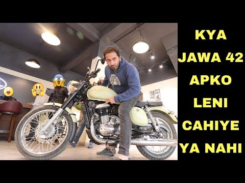 JAWA 42 COMPLETE DETAIL | BORN CREATOR