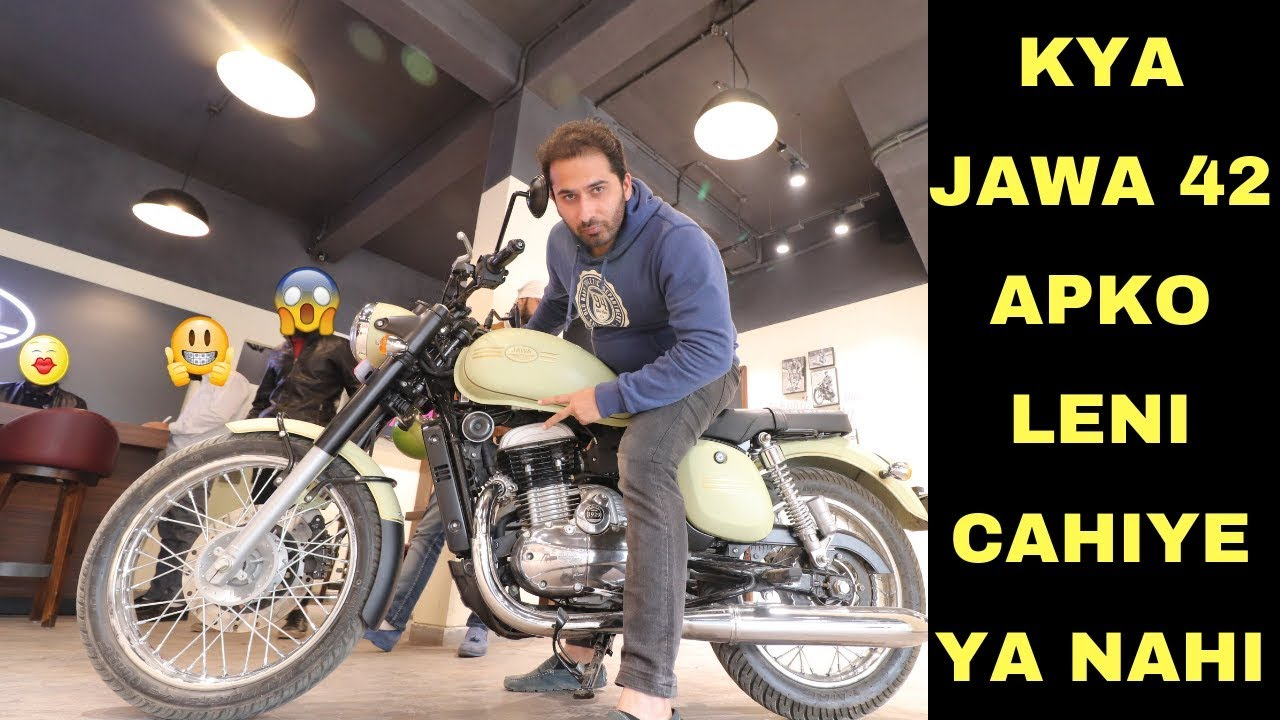 1 Million Views | Will JAWA Destroy Royal Enfield ? *In