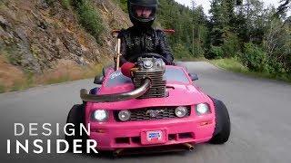 видео Барби автомобиль и велосипед