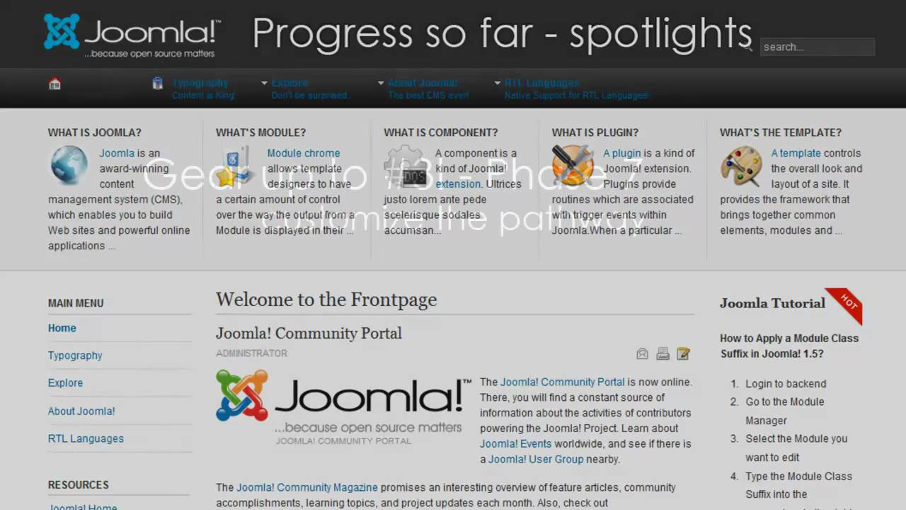 ja t3 framework plugin for joomla 2.5