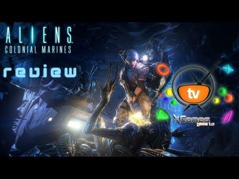 Aliens  Colonial Marines обзор игры на xbox 360  #vk