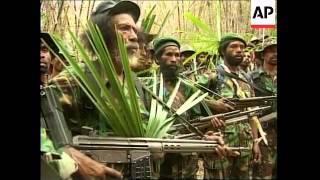 INDONESIA: MILITIA LEADER EURICO GUTERRES ARRESTED