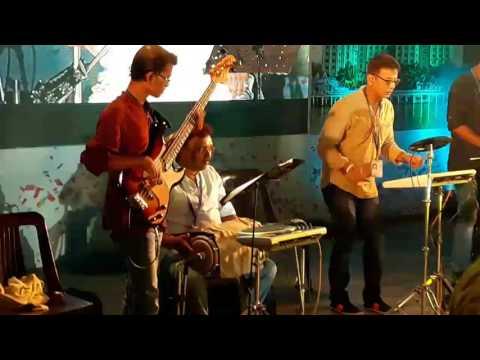 Praatik chowdhury live performance at kalamandir
