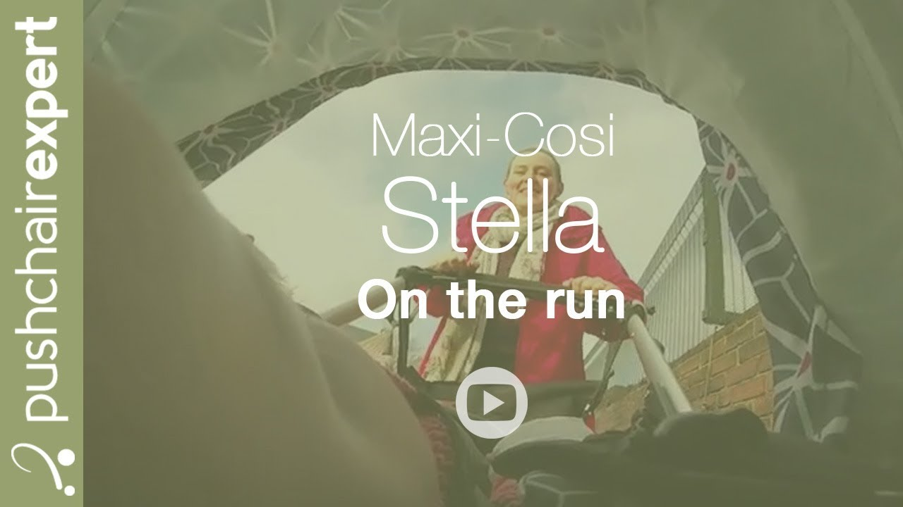 Maxi-cosi Adorra Travel System - Graphic Flower Maxi Cosi Stella Review Pushchair Expert