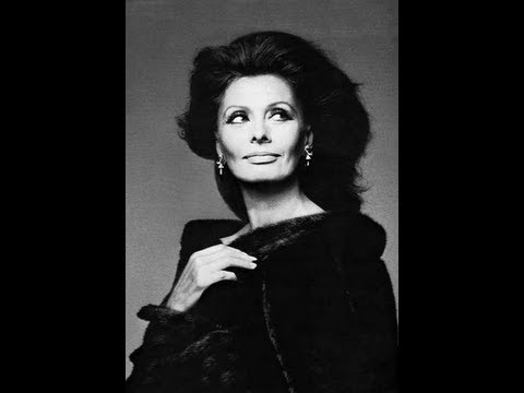 EYDIE GORME - IF HE WALKED INTO MY LIFE, FROM MAME, Jerry Herman, BLACKGLAMA FUR