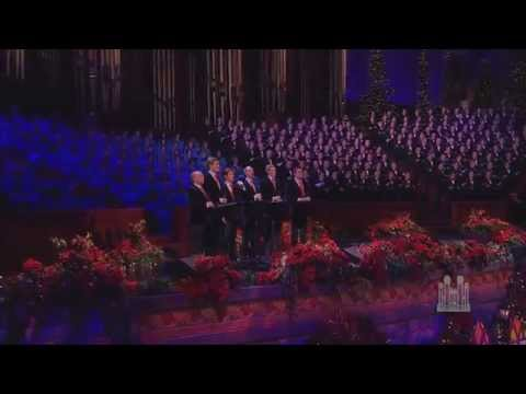 O Holy Night - The King's Singers and the Mormon Tabernacle Choir