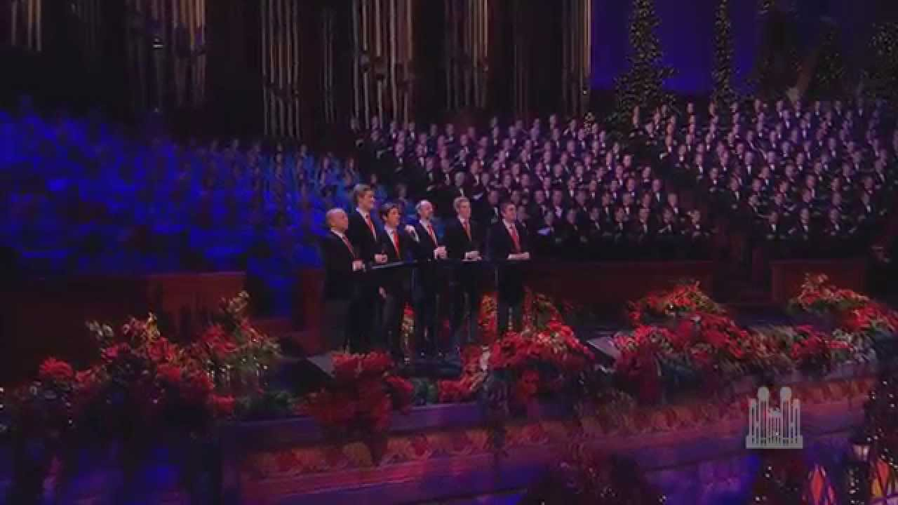 O Holy Night - The King's Singers and the Mormon Tabernacle Choir ...