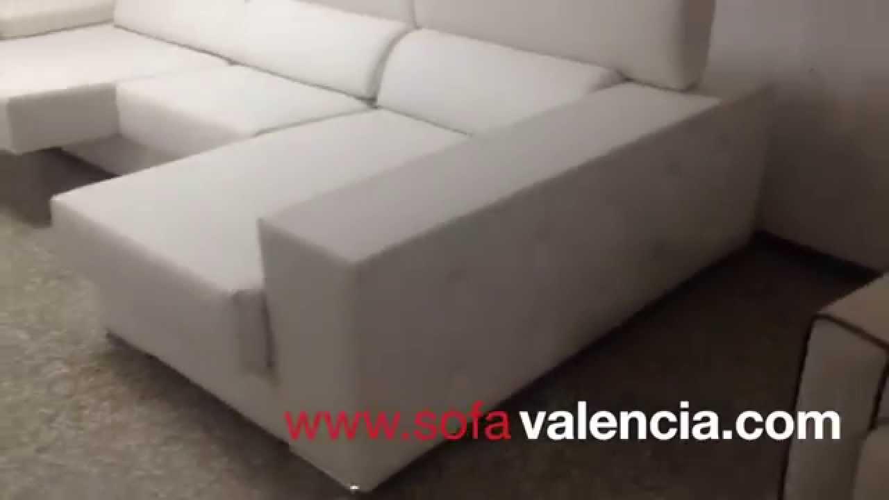 Modelo luna rolin sof s valencia sof s de f brica youtube for Fabrica sofas valencia