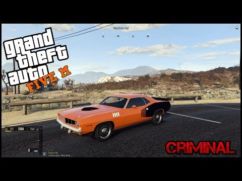 GTA 5 ROLEPLAY - CAR SCAM - EP. 41 - Criminal