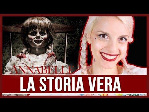 LA STORIA VERA DI ANNABELLE   BarbieXanax