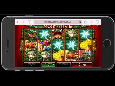 Обзор Crystal Casino для мобильных устройств (iPhone).