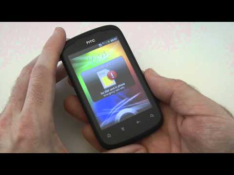 HTC Explorer Unboxing & First Look