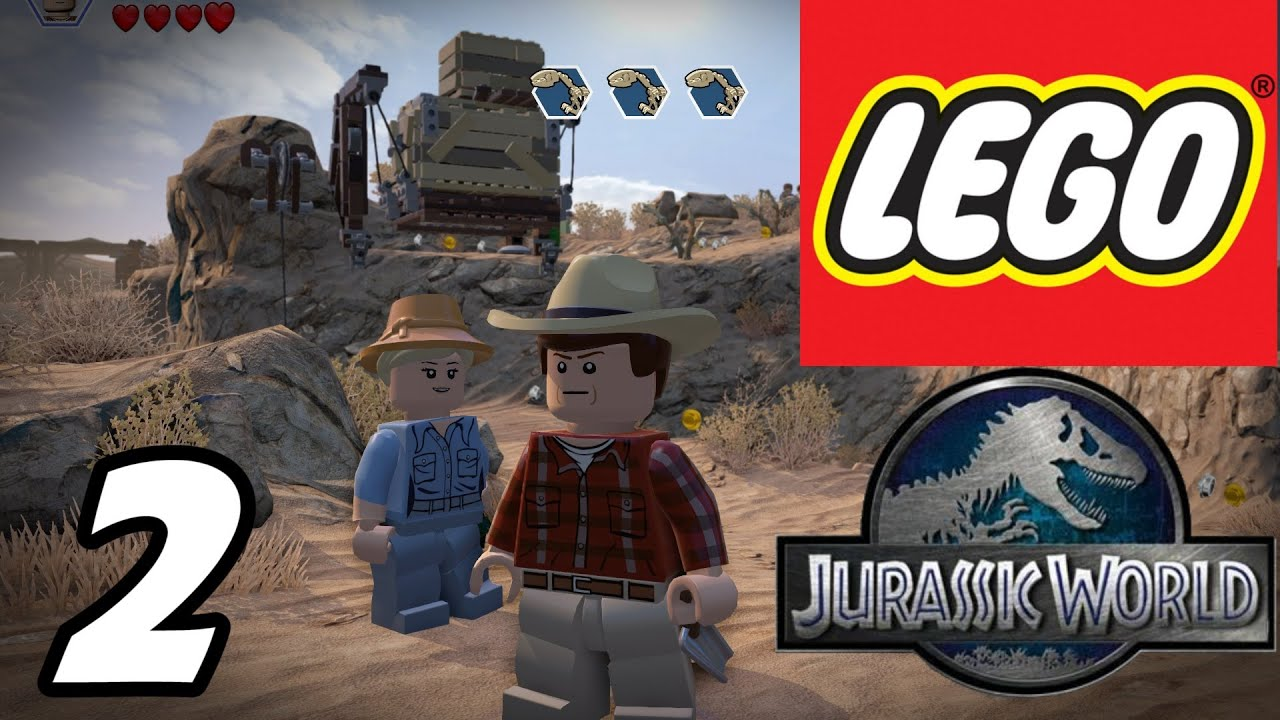Lego jurassic world part 2 dig site gameplay walkthrough 1080p lego jurassic world part 2 dig site gameplay walkthrough 1080p youtube gumiabroncs Images