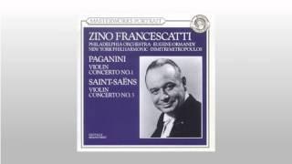 Saint Saens  Violin Concerto No 3 - 3  Molto moderato e maestoso   Allegro non troppo