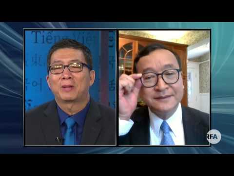 Interview With Sam Rainsy Over The Upcoming Communal Election 2017