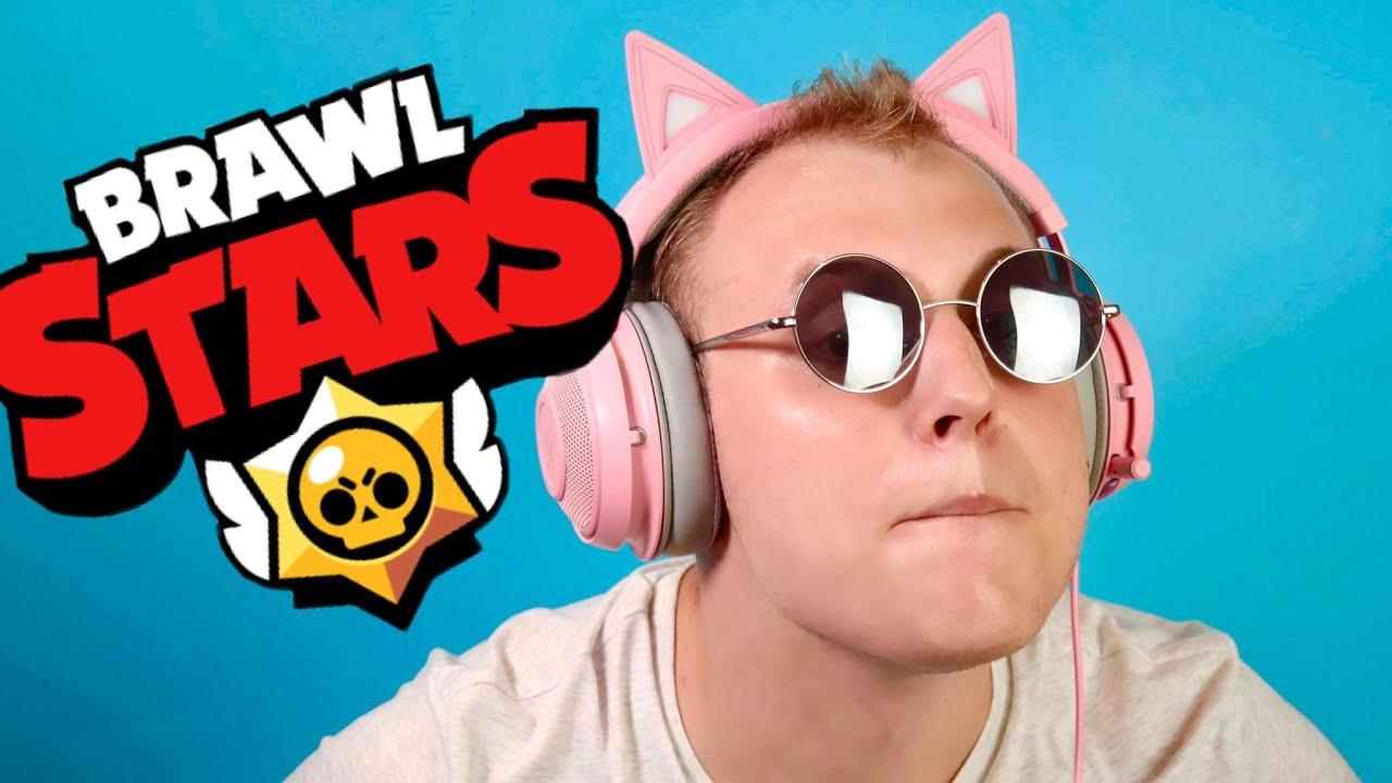 xKitek gra w BrawlStars EDGAR jest OP !!!! Kupujemy karnet??!!